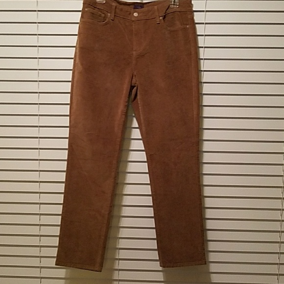 NYDJ Pants - NWOT NYDJ Woman's Corduroy Skinny Pants